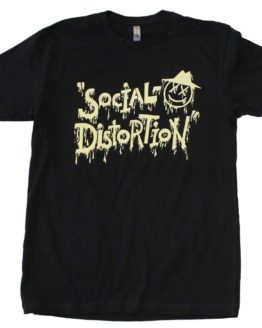 Social Distortion X'd Eye Guy T-Shirt