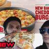 Whitfield Food Reviews Papa John's New Bacon CheddarBurger Pizza