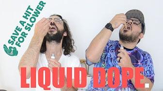 420 Science Club LIQUID DOPE! - w. Baked in Vegas - SAHFS S2E11