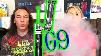 The Dab Spot G9 TCPORT E-Nail Review! GreenLightVapes