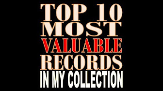 Daily Vinyl Top 10 Most Valuable Records