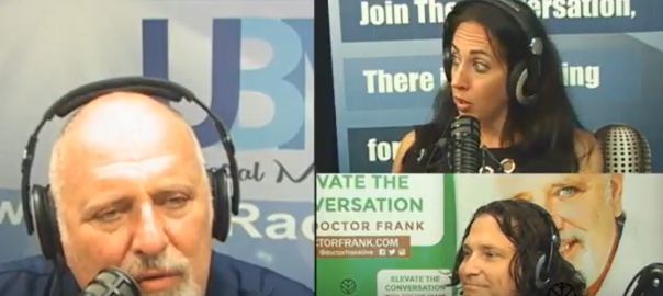 Elevate The Conversation with Doctor Frank Dr. Cali Estes, Counselor, Life Coach, Recovery Coach