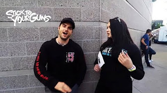 Exposed Interviews Josh James From Stick To Your Guns At Warped Tour