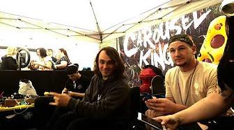 Exposed Carousel Kings Dynamite Warped Tour 2017