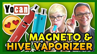 High Hipsters Review Yocan Magneto & Hive Vaporizer