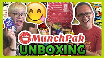 High Hipsters MunchPak Unboxing