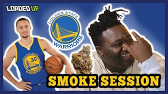 Golden State Warriors Loaded Up Smoke Session