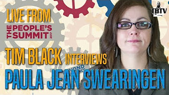 Tim Black Talks w/ Paula Jean Swearingen, Jamarl Thomas & Nick Brana