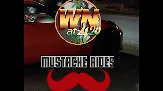 Weed News at 420 Thank you for 1000 SUBS featuring Mustache Rides