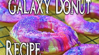 Whitfield Foods Galaxy Donut Recipe (Super Easy & Quick)
