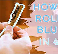 How To ROLL A BLUNT! [4k Stoned Alone Tutorial]