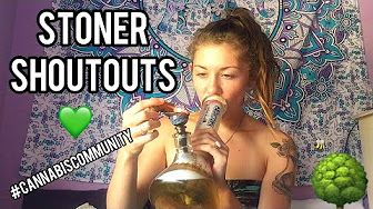 CosmicCloudz420 Stoner Shoutouts WeedTube Channels