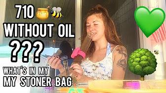 CosmicCloudz420 710 Bong Rips My Stoner Bag