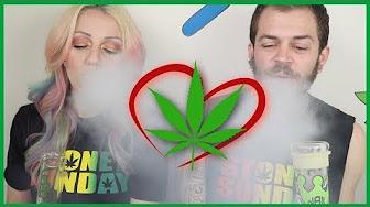 Smoking Weed w/ my Boyfriend | STONEY SUNDAY | CoralReefer & Mio