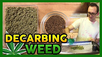 High Hipsters How to Easily Decarboxylate Weed
