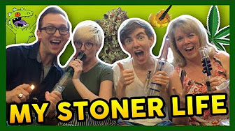 High Hipsters Sesh w/My Stoner Life & Stoner Mom