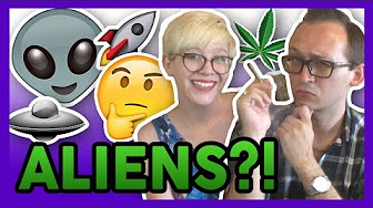 High Hipsters Are Aliens Real or Not?! Elevated Inquiries #01