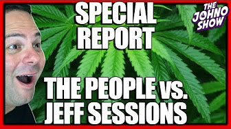 SPECIAL REPORT: Press Conference Marvin Washington Sues Jeff Sessions on Controlled Substances Act