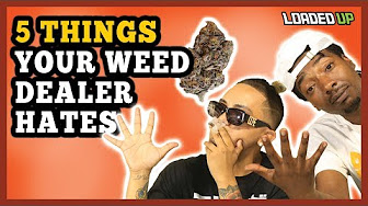 Loaded Up 5 Things That Piss Off Your Weed Dealer