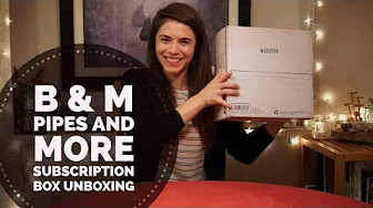 Positive Smash 420 B&M Pipes & More NEW Subscription Box Unboxing