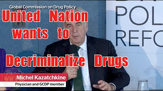 Weed News at 420 The United Nations wants to Decriminalize Drugs Worldwide