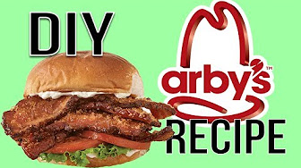 Whitfield Food Arby's Triple Thick Brown Sugar Bacon BLT & Horsey Sauce CopyCat Recipe