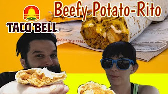 Whitfield Food Reviews Taco Bell Beefy Potato-Rito