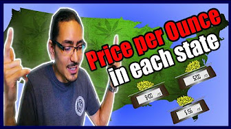 CannaViceTV Price per OZ of weed in each state Are you getting ripped off?