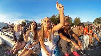 360° WEEDTUBER SMOKE SESH @ HEMPFEST | TheDabSpot