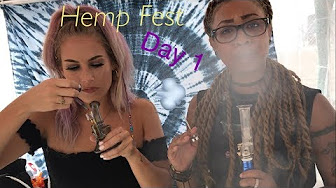Seattle Hempfest Day 1 Recap