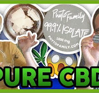 High Hipsters 99% Pure CBD Isolate Review