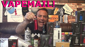Indoor Smokers NEW VAPEMAIL VID! | Priv V8, Osub King, Koi CBD! | IndoorSmokers