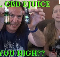 Will CBD Ejuice Get you High, or Fail a Drug Test?   C-II & Priv V8!   IndoorSmokers