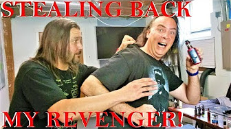 Stealing Back My Revenger from Mike!! | & Dollar Ejuice Club! | IndoorSmokers