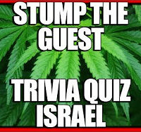 Stump the Guest Trivia Quiz: Israel - The Johno Show