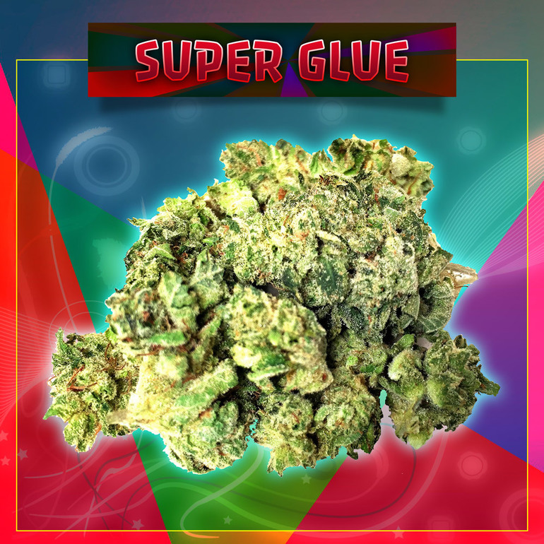 Super Glue Top 5 Facts & Strain Review The Johno Show