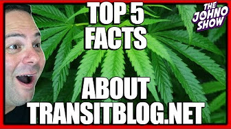 Top 5 Facts about TransitBlog.net The Johno Show ?