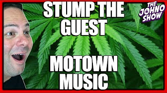 Stump the Guest: Motown Music Trivia Quiz The Johno Show