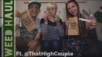 SilencedHippie Late Night Dispensary Run w/ ThatHighCouple!!