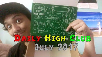 T.A.B 420 Daily High Club Primo Box July 2017 Unboxing!