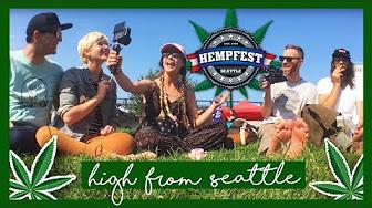 That High Couple Hemp Fest 2017