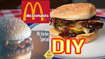 Whitfield Foods McDonald's McJordan Special $10K BBQ Sauce DIY CopyCat Recipe (1990s)