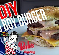 Whitfield Foods Big Boy Burger Copycat Recipe The EX Food Files EP 1