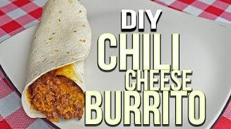 Whitfield Foods DIY Taco Bell Chili Cheese Burrito | Zantigo Chilito Copycat Recipe