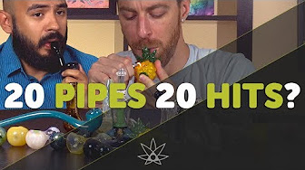 20 Pipes 20 Hits? // 420 Science Club