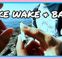 Evil Evelyn FAKE WAKE & BAKE W/ STONED ALONE