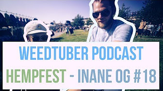 Stoned Alone HUGE WeedTuber Sesh in 4k - Inane OG #18 [Hempfest 2017]