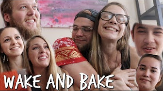 Arend Richard WAKE AND BAKE WITH 7 WEEDTUBERS!