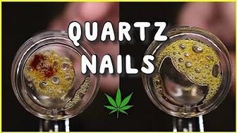 QUARTZ NAILS: what you need to know | 5 nails reviewed | CoralReefer & ArtsmakMio