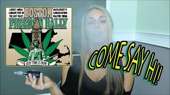 BOSTON FREEDOM RALLY!!! | Distillates in the Brain Fogger | TheDabSpot